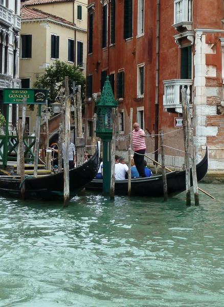 Traghetto Venecia