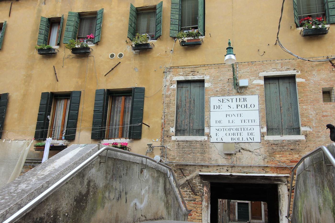 Las ventanas donde se asomaban las prostitutas