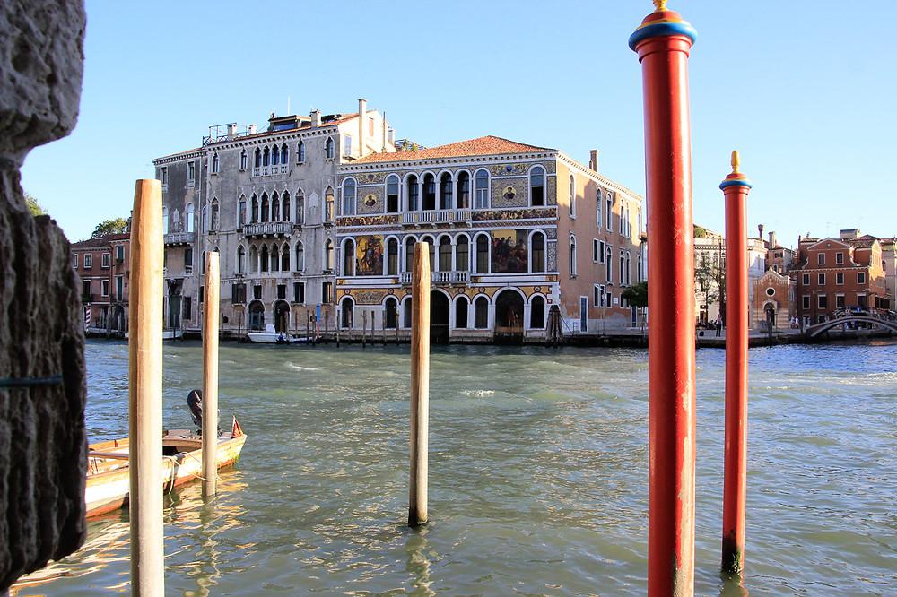 Palazzo Barbarigo Gran Canal