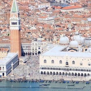 Unas horas en Venecia
