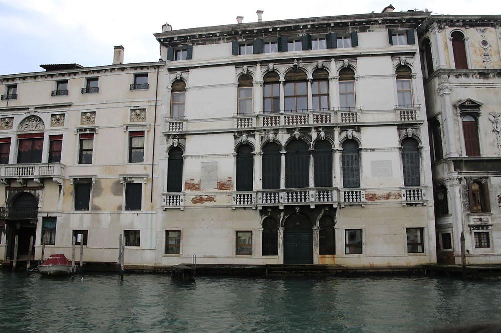 Palacio Mocenigo Casa vecchia