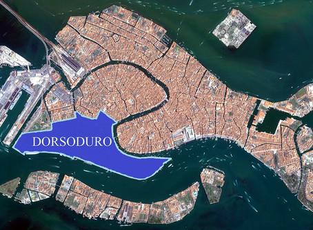 De paseo por Venecia: Dorsoduro en 3D