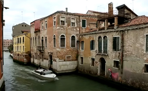 Banksy Venezia