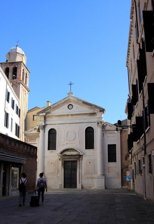 Iglesia San Simeone Profeta