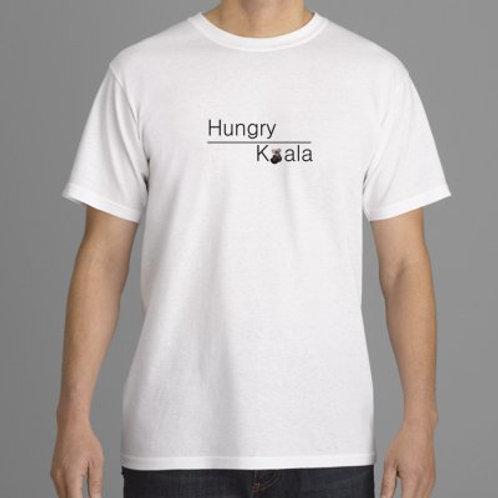 Hungry Koala Records Shirt WHITE Designer