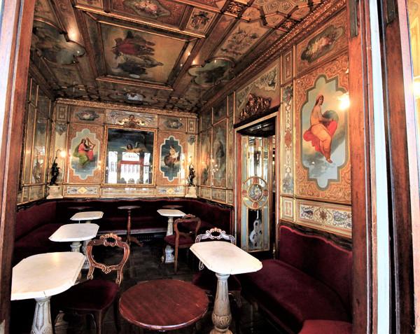 Sala de los Senadores Caffe Florian
