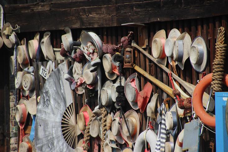 Los canotier: Sombreros de gondolero