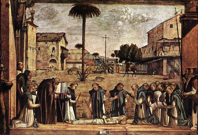 Funerales de San Jerónimo