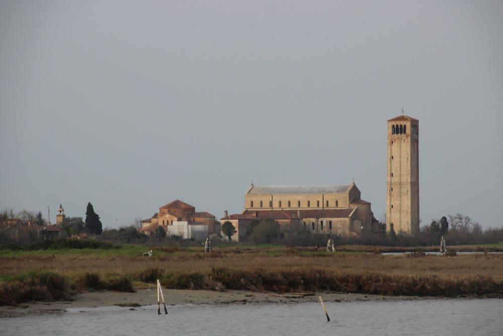 El aspecto romántico y abandonado de la isla de Torcello