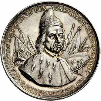 Medalla conmemorativa de las victorias del dux Morosini