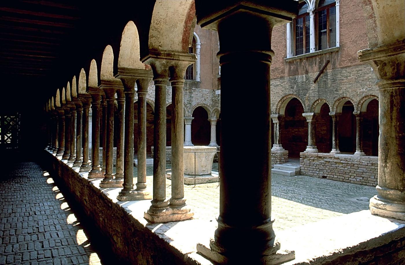 El Claustro de Santa Apolonia