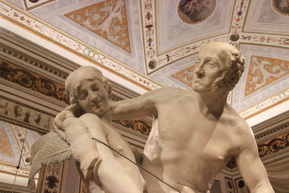 Dédalo e Ícaro de Antonio Canova (museo Correr)