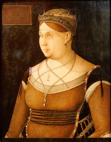 Caterina Corner de Bellini