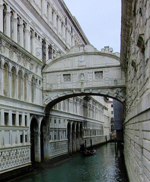 Puente de los Suspiros