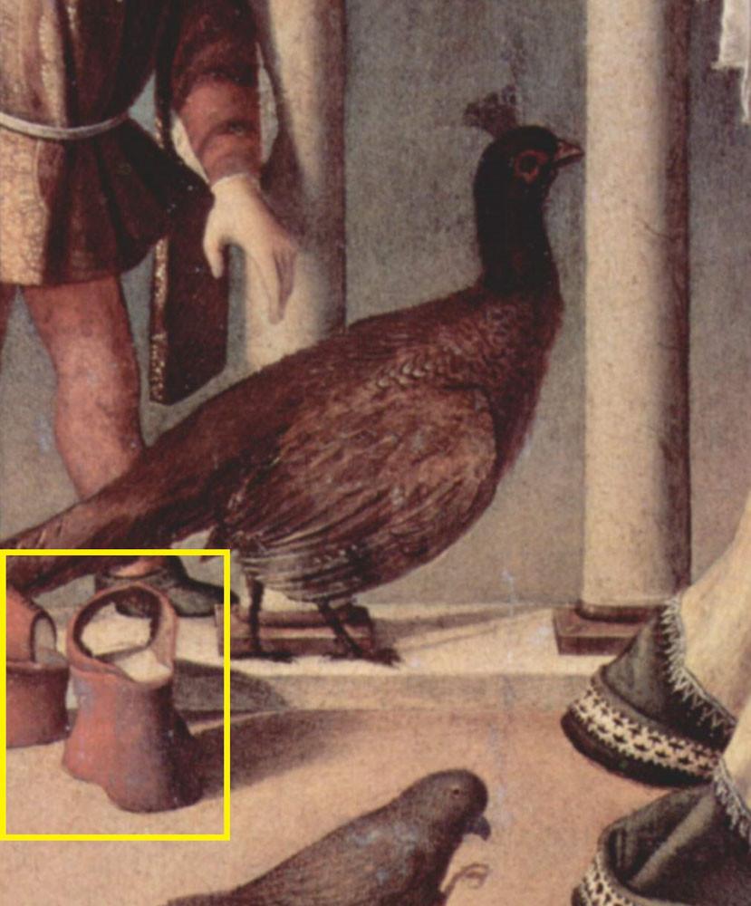 "Detalle ""calcagnini"", zancos venecianos"