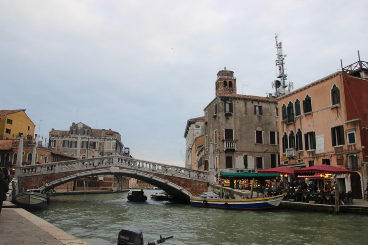 Vista del Canal