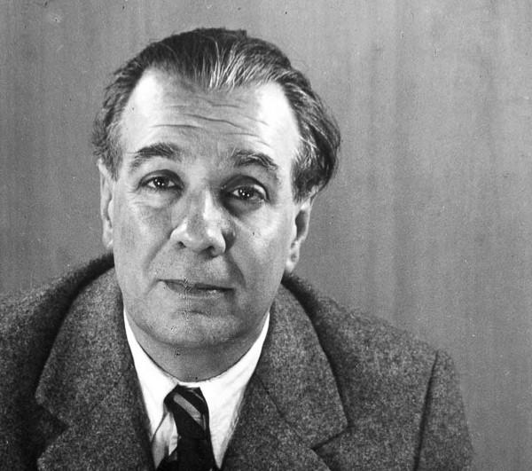 El escritor argentino Jorge Luis Borges (1899-1986)