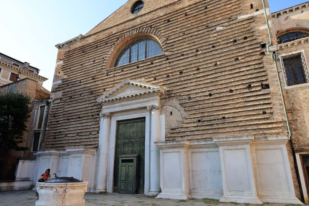 El pozo de San Marcuola, lo usaban los pobres