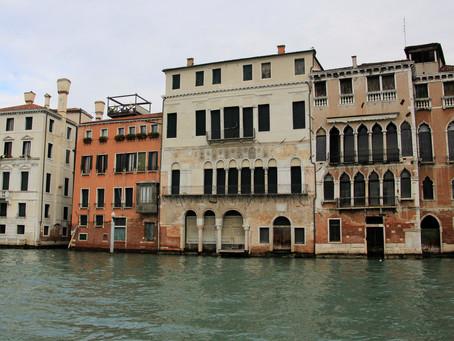 El palacio más antiguo del Gran Canal