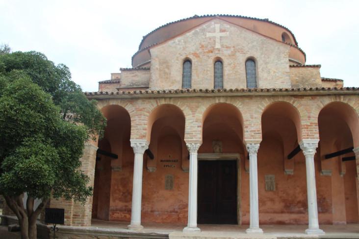 Iglesia Santa Fosca