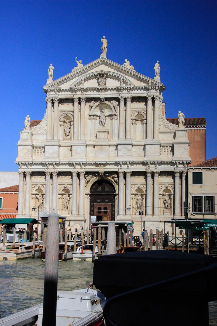 Iglesia degli Scalzi