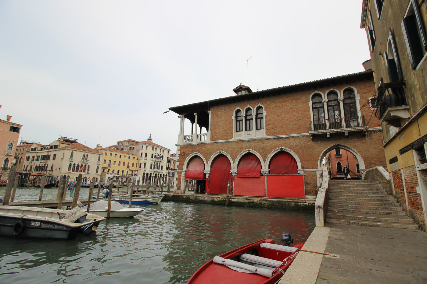 Edificio Pescheria
