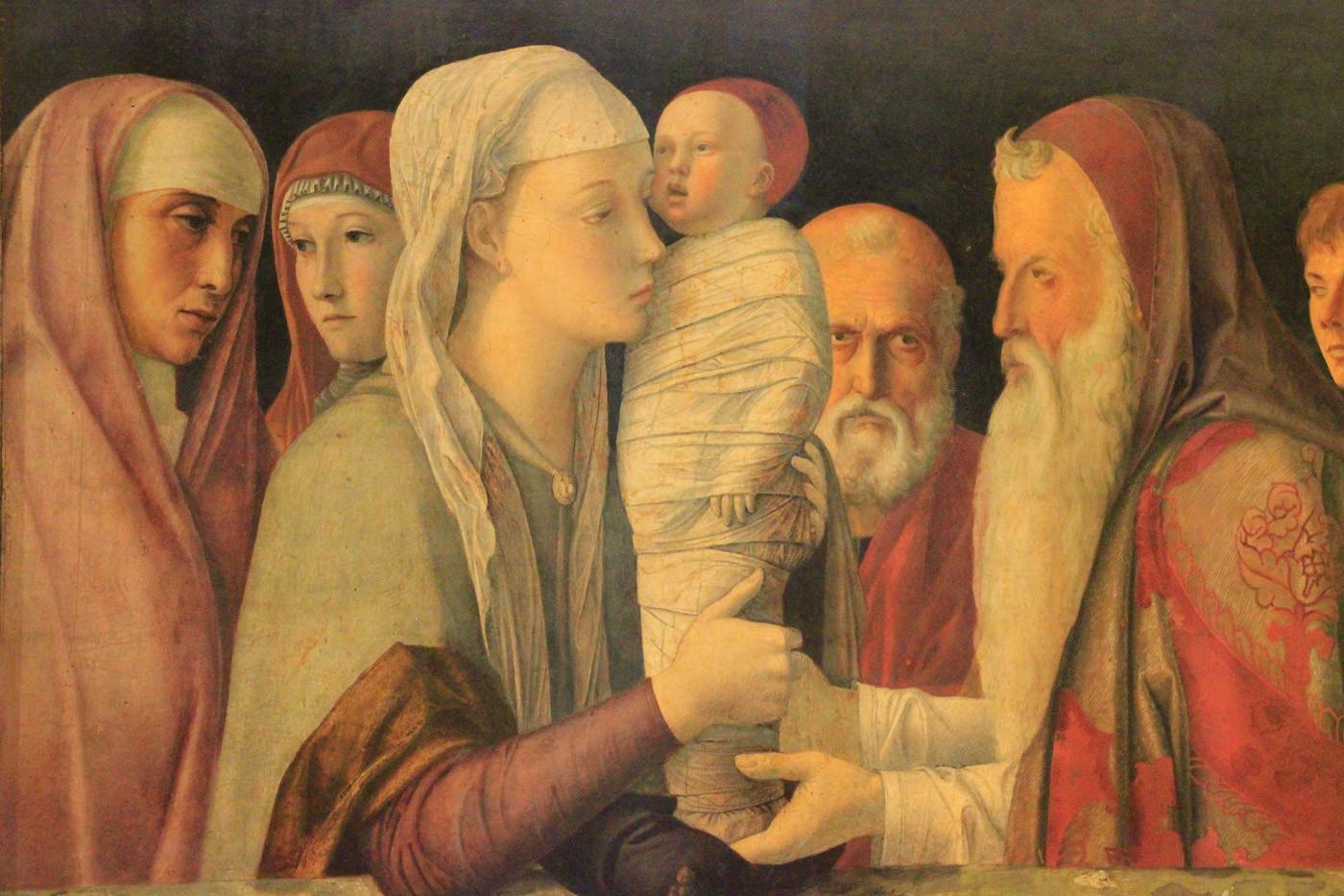 Presentación de Jesús en el Templo de Giovanni Bellini