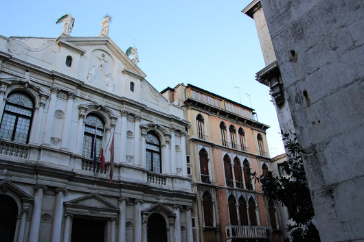 Edificio de la Fenice