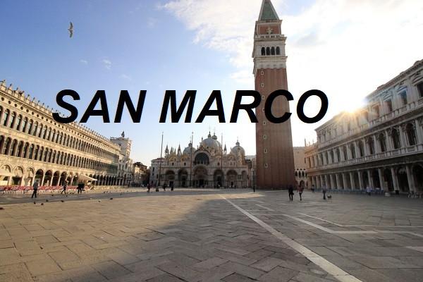 San Marco: La plaza de San Marcos con la Basílica de San Marcos
