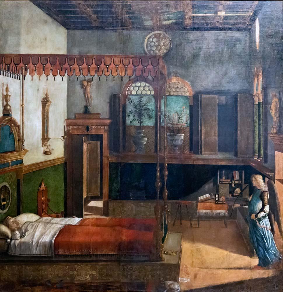 Sueño de santa Úrsula (1495)