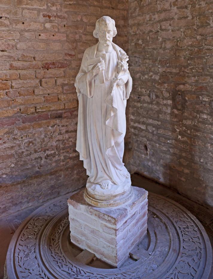 Estatua de San Giobbe