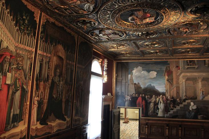 Sala del Albergo