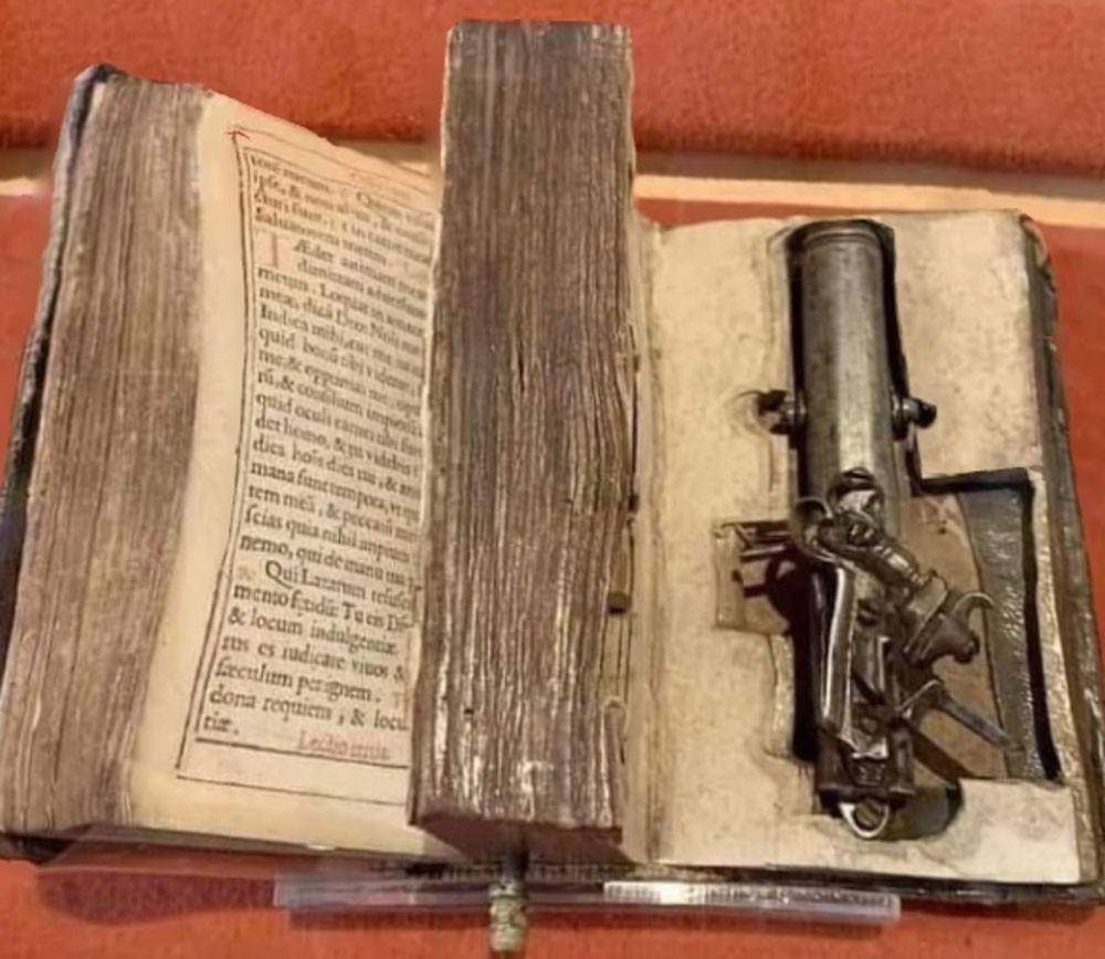 El libro de oraciones-pistola del dux Francesco Morosini