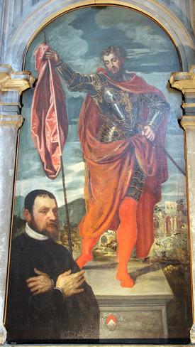 San Demetrio, Tintoretto