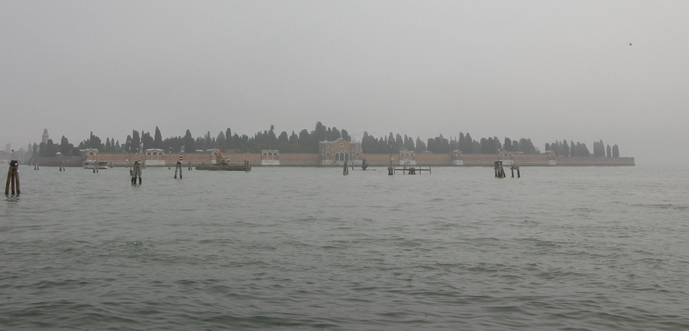 Vista desde el agua