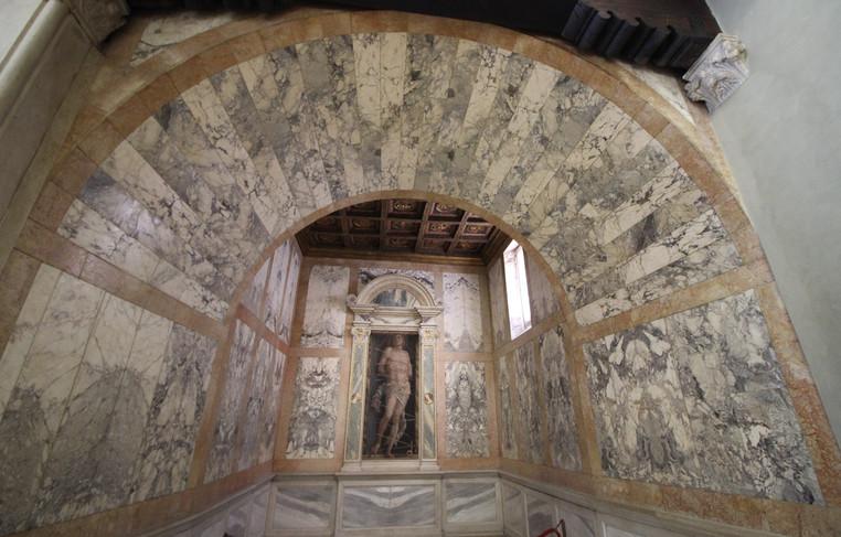 San Sebastián de Mantegna