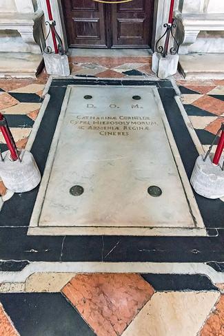 Tumba Caterina Cornaro, reina de Chipre