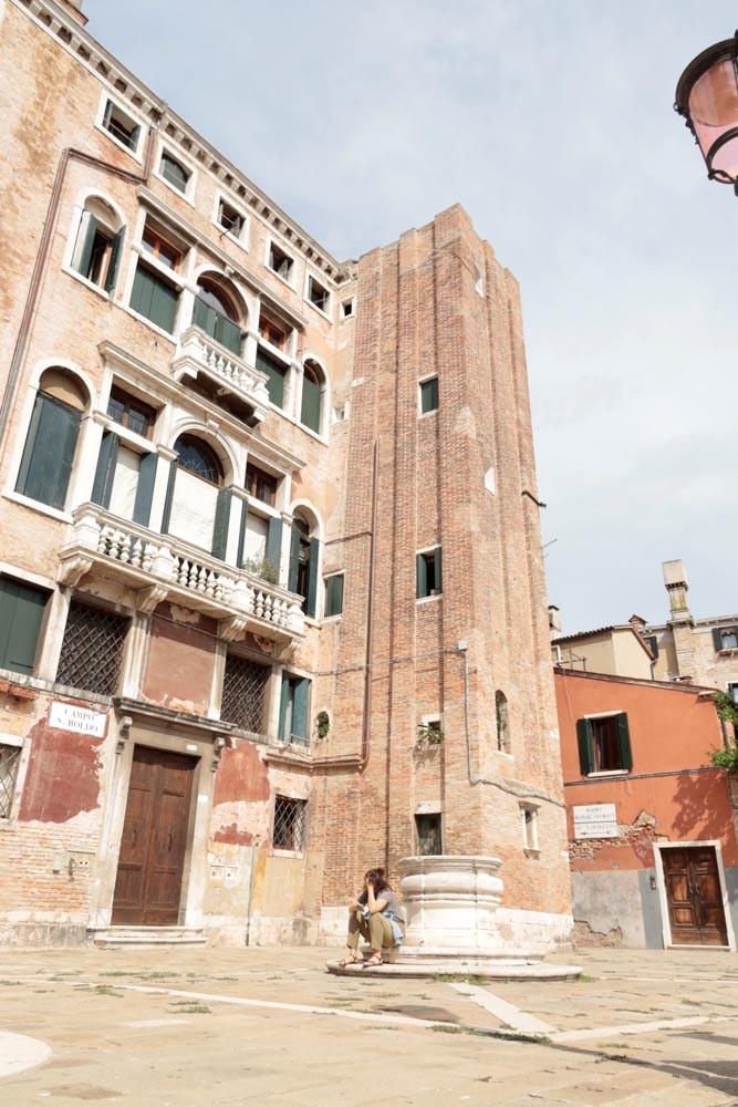 El campanario habitado (con apartamentos) de San Boldo