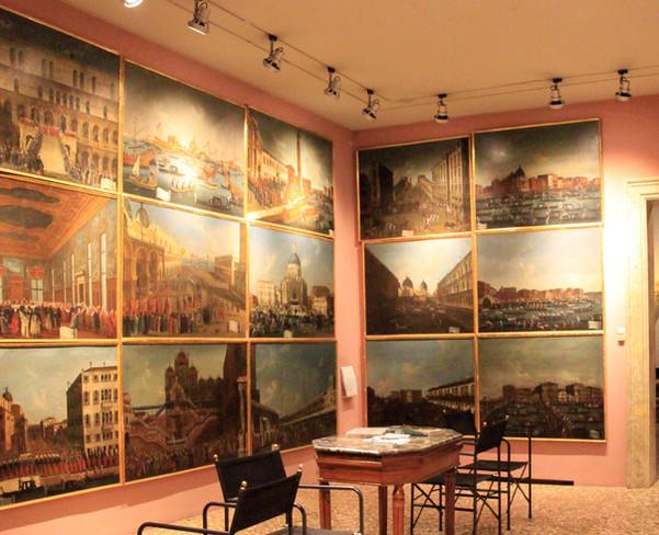 Escenas de la vida veneciana de Gabriel Bella