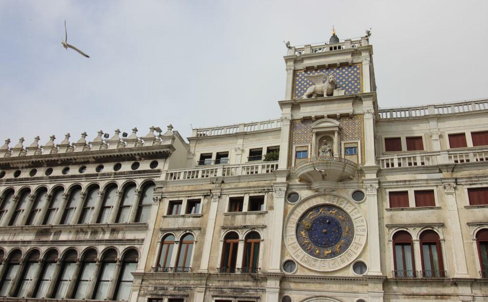La torre del Reloj (Orologio)