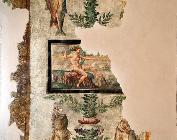 Sala Pisque Palacio Grimani