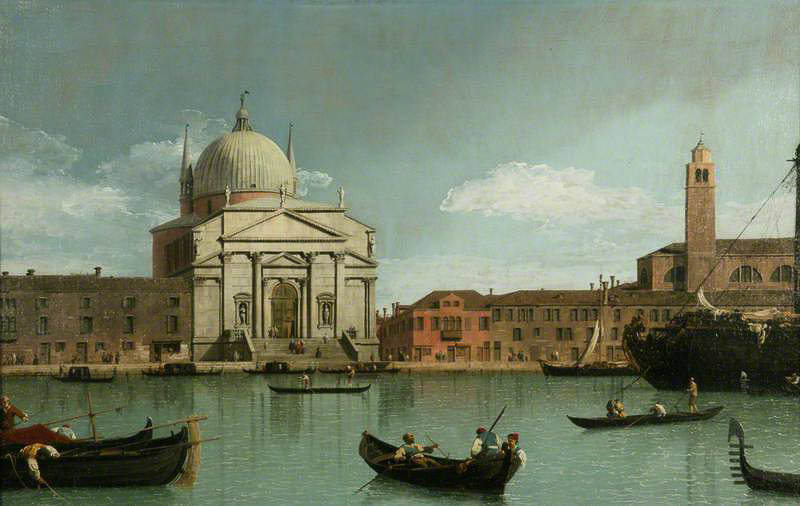 ANTCanaletto_-_The_Church_of_the_Redento