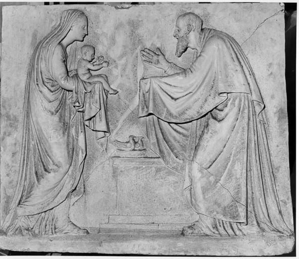 Presentación de Jesús en el Templo Canova