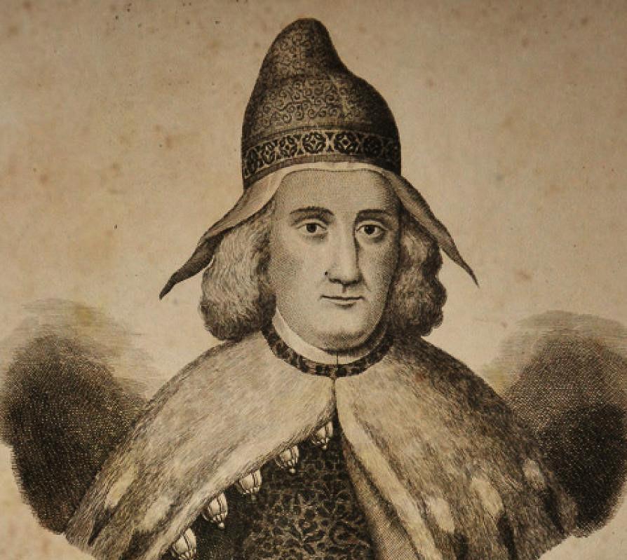 El dux Alvise II Mocenigo