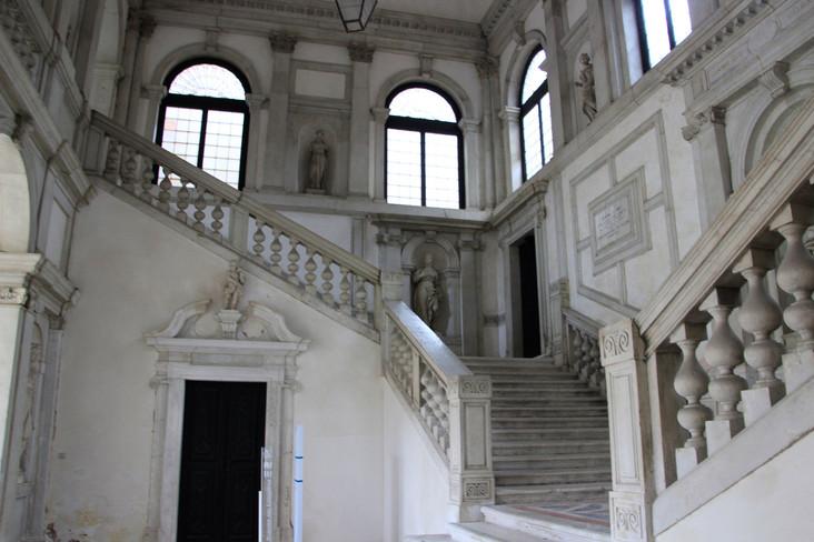 La Escalera de Longhena
