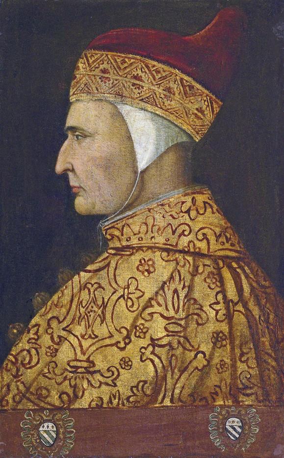 Retrato del dux Cristoforo Moro