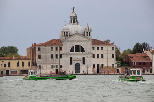 Iglesia de las Zitelle