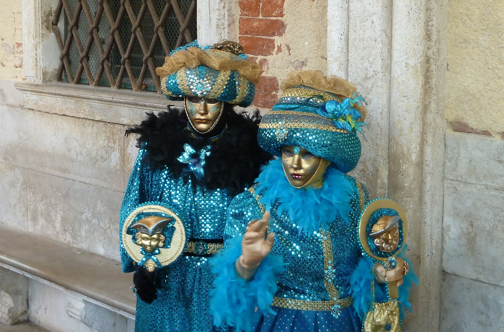 Otros carnavales de Venecia. Foto: Abxbay, CC BY-SA 4.0 <https://creativecommons.org/licenses/by-sa/4.0>