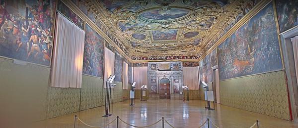 Sala del Escrutinio- Palacio Ducal