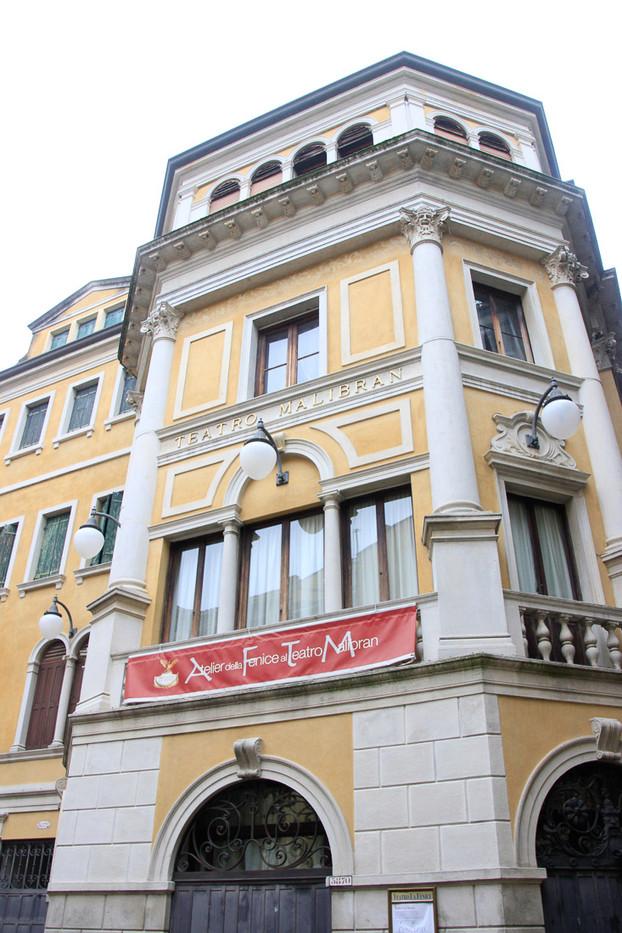 Fachada teatro Malibran